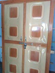 Iron Gate Door Double Door