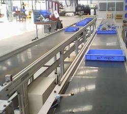 Aluminum Profile Belt Conveyors