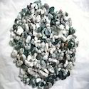 Tree Agate Stone Chips For Aquarium, Packaging Size: 45 Kg