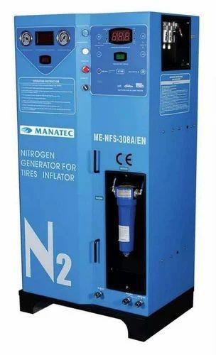 Automatic Nitrogen Generator नाइट्रोजन जेनरेटर Manatec