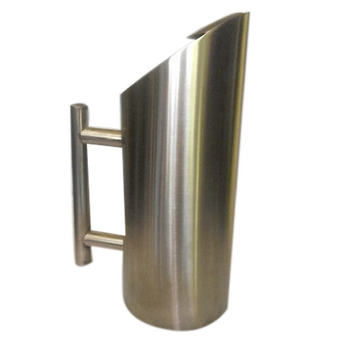 Stainless Steel Water Pitcher For Home Rs 450 Piece Superb