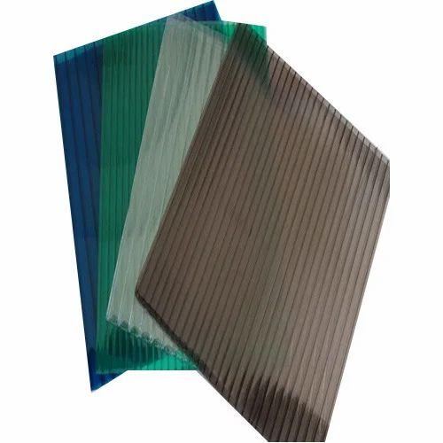 Uv Coated Polycarbonate Sheet Uv Pc Sheet Uv Poly Sheet