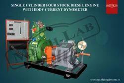 Single Cylinder Four Stroke Diesel Engine Test Rig
