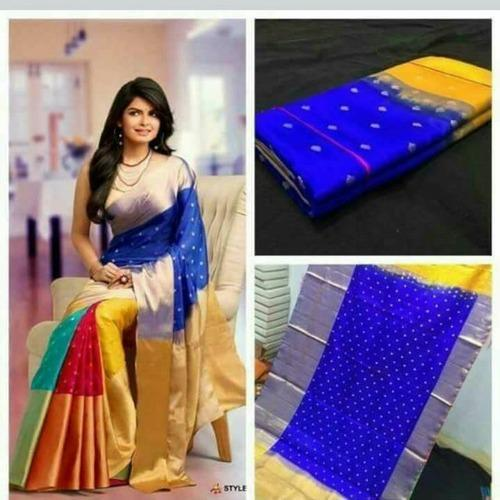 9d393f1e253 Uppada Pure Soft Silk Sarees at Rs 5000  piece