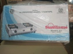 Sunflame Two Burner Gas Stove