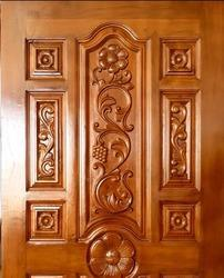 Teak Wood Carved Door & Teak Wood Carving Door - Carving Teak Door Manufacturers u0026 Suppliers ...