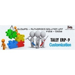 Tally ERP-9 Customization Service