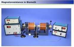 Magnetoresistance in Bismuth Measurement Instrument