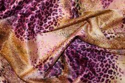 Glitter Lycra Fabric