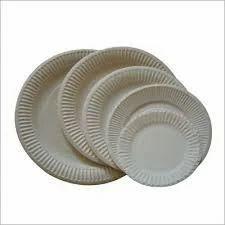 Disposable Paper Plates & Disposable Paper Plate in Ajmer डिस्पोजेबल पेपर ...