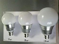 Aluminium Bulb Housing