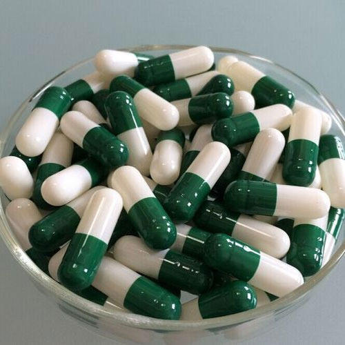 Green And White Veg Empty Capsule, for Hospital, Rs 0.2 /piece Sri Millions  Foils Allieds & Company   ID: 13535700812