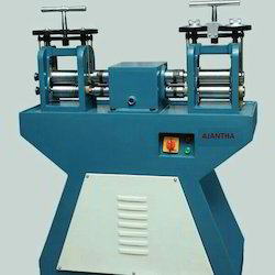 Double Head Jewelry Rolling Mills ( Wire & Sheet)