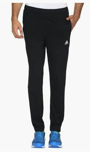 d978e45a2121 Black   Grey Male Adidas Track Pant