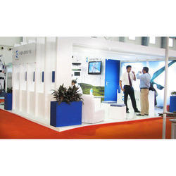 Official Exhibition Stall Designing Service