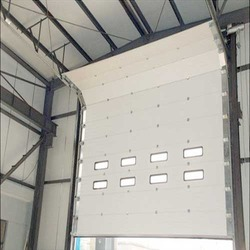 Sectional Door, Size/Dimension: 3000x3000 Mm