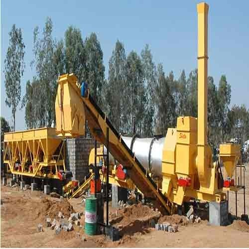 Asphalt Drum Mixing Plant and Hot Mix Plants Manufacturer | Shitla