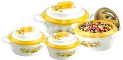 Amaze Hot Pot Casserole 4 Pcs Set