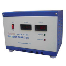 POWERTEK ENERGY 10 Amp Automatic Battery Chargers, 25 V Dc