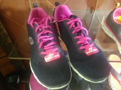 6c6000da8be61 Women Sports Shoes - Force 10 Ladies Black Lacing Sports Shoes (TIYA-1)  Manufacturer from Gurgaon