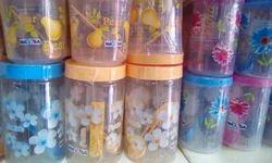 Kitchen Plastic Jar