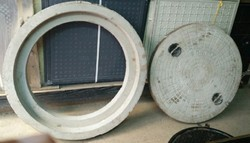 SFRC Round Manhole Cover