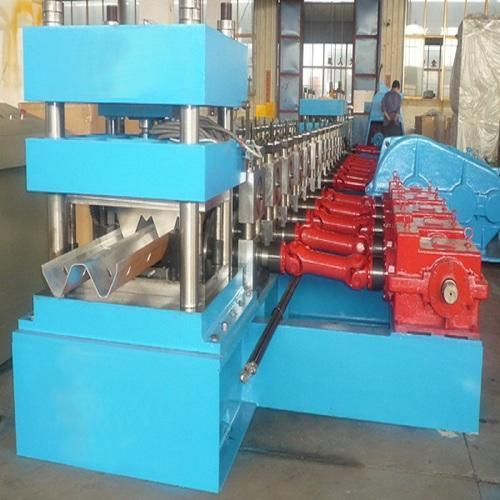 Highway Guardrail Machines - Highway Guardrail Roll Forming Machine
