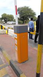 Toll Boom Barrier