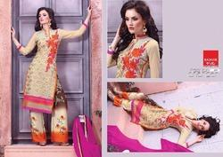 Heavy Embroidery Georgette Suits