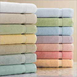 Cotton Embroidered Bath Towel