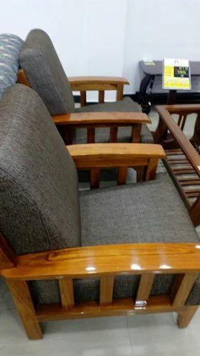 Teakwood Sofa Set Without Cushion At Rs 19500 Set Wooden Sofa Set Id 19024260812