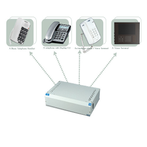 Video Apartment Security Intercom System At Rs 5000 /piece
