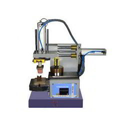 Semi Auto Pneumatic Pad Printing Machine