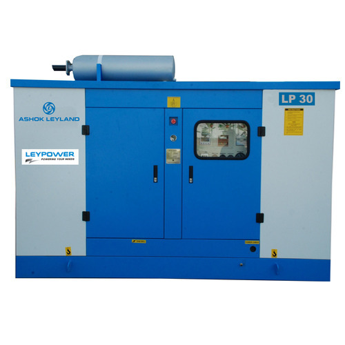 Diesel Generators - Ashok Leyland Diesel Generators Manufacturer