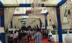 Stage Flower Decoration Service