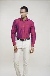 Party Wear Silk Shirts