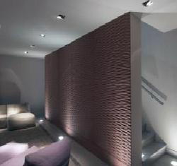 WPC Wall Panel Wave Board