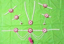 Flower Jewellery In Mumbai फ ल क ज व लर