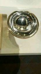 Round Steel Wash Basin