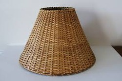 Wood lamp shade lakdi ki lamp shade manufacturers suppliers bamboo lamp shade mozeypictures Images