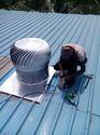 Turbine Roof Ventilator