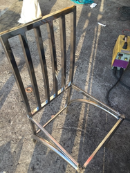 Steel Chair Frame