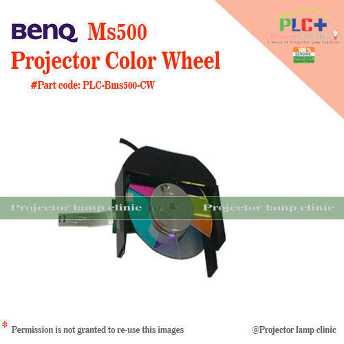 Benq Ms 500 Projector Color Wheel