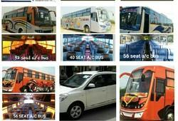 Marriage Function Car & Bus on Rent
