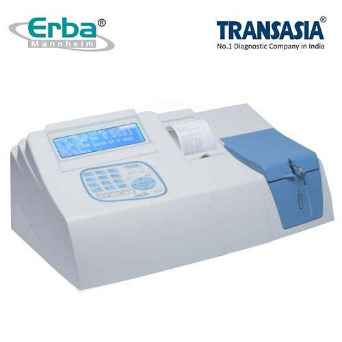 erba chem 5x clinical chemistry analyzer transasia bio medicals rh indiamart com