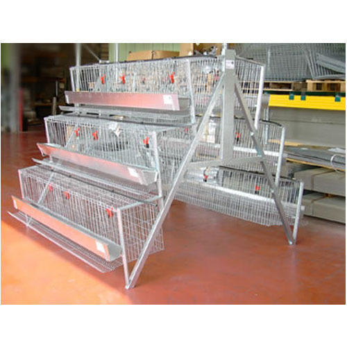 Poultry Cages At Rs 20000 /unit