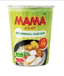 Mama Thai Mamy GF Cup Noodles, Packaging Size: 50gm