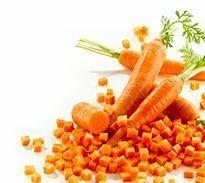 Frozen Carrots Diced
