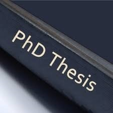 Phd thesis english education