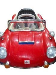 Porsche Red Battery Operated Toys Cars